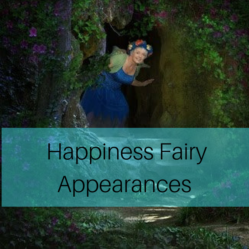 Happiness Fairy Appearances